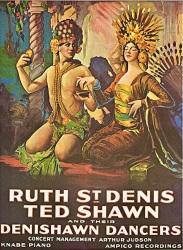 Affiche Ruth+St+Denis